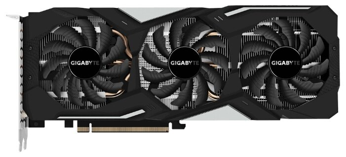 Видеокарта GIGABYTE GeForce GTX 1660 1860MHz PCI-E 3.0 6144MB 8002MHz 192 bit HDMI HDCP GAMING OC