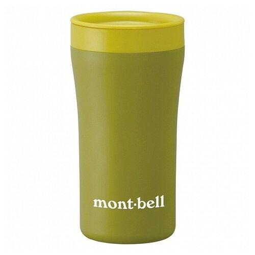 MontBell термостакан Termo Tumbler MB Logo 300мл (Зеленый, TEGN)