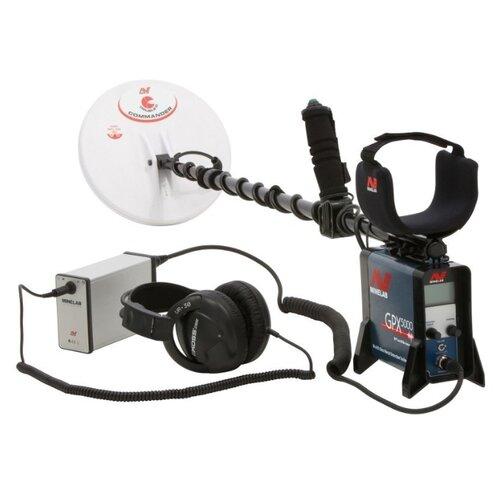 Металлоискатель Minelab GPX 5000Металлоискатели<br>