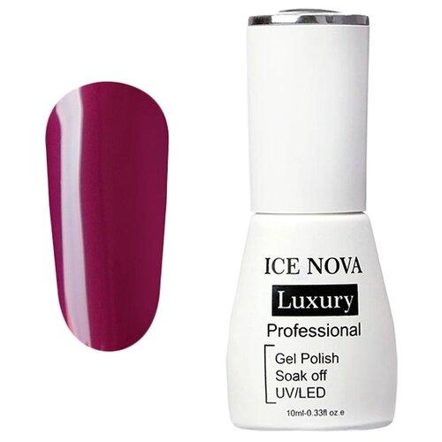 Купить Гель-лак для ногтей ICE NOVA Luxury Professional, 10 мл, 104 violet star