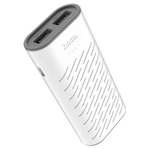 Аккумулятор Hoco B31C-5200, белый аккумулятор