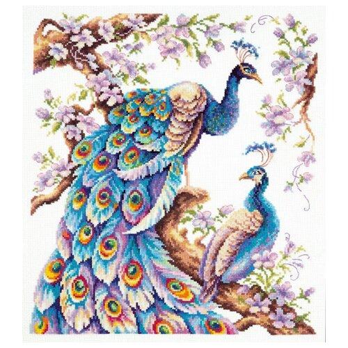 Купить Чудесная Игла Набор для вышивания Во всей красе, 32 х 36 см, (64-06), Наборы для вышивания