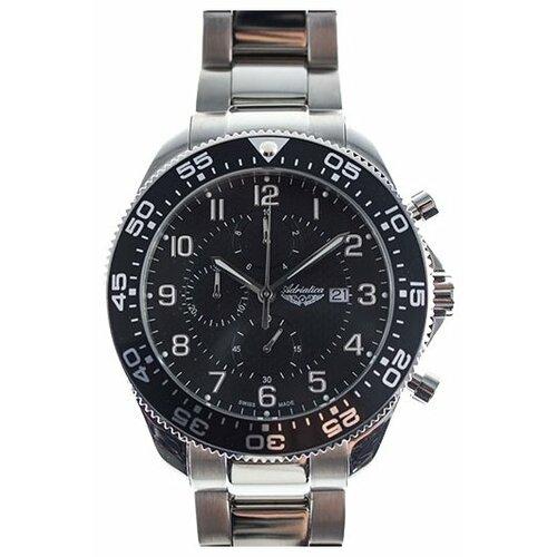 Наручные часы Adriatica 1147.5124CH adriatica часы adriatica 8241 1265q коллекция gents