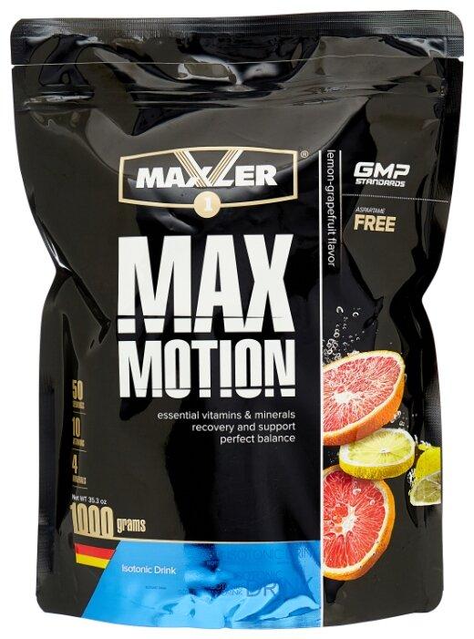 Изотоник Maxler Max Motion (1000 г) — купить по выгодной цене на Яндекс.Маркете