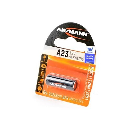 Фото - Батарейка ANSMANN 23A 1 шт блистер вука вука таблетки 60 шт