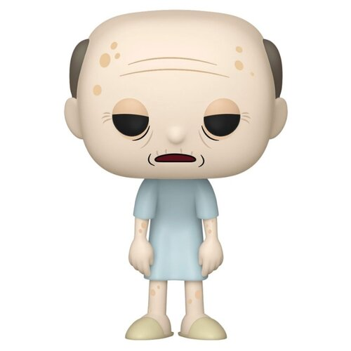 фигурка funko pop vinyl rick and morty 10 rick 47379ie Фигурка Funko POP! Rick & Morty: Hospice Morty 45436