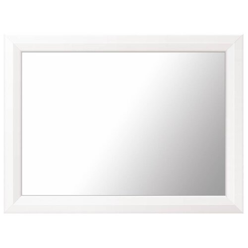 Зеркало Black Red White Мальта B136-LUS 106.5x80 см в раме комод black red white мальта