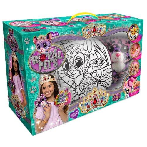 Купить Danko Toys Набор креативного творчества Royal Pet's Модные подружки, набор 6 (RP-01-06), Роспись предметов
