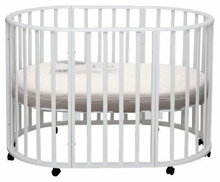 Кроватка Daka Baby Genesis Galileo 3 в 1 (трансформер)
