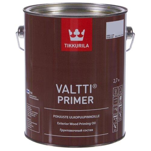 Tikkurila Valtti Primer бесцветный 2.7 л