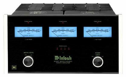 Усилитель мощности McIntosh MC207