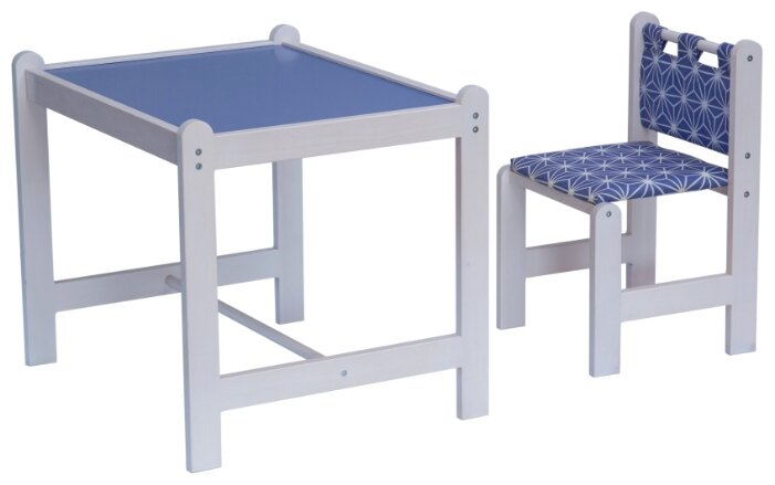 Комплект Гном стол + стул Pixy