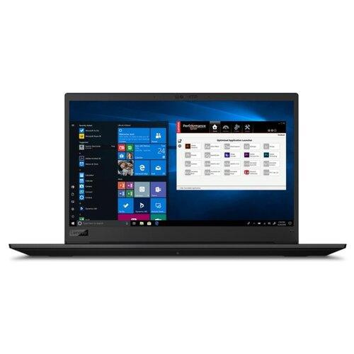 Ноутбук Lenovo ThinkPad P1 (3nd Gen) (20TH001QRT), black