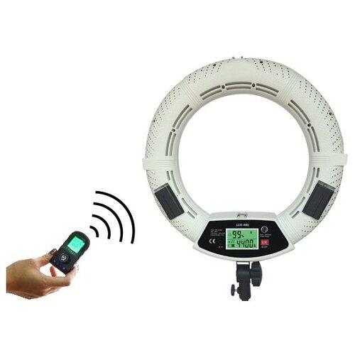 Фото - Кольцевая лампа OKIRA LED RING FE 480 PRO — Цвет Белый лампа кольцевая veila led ring fill light 3436