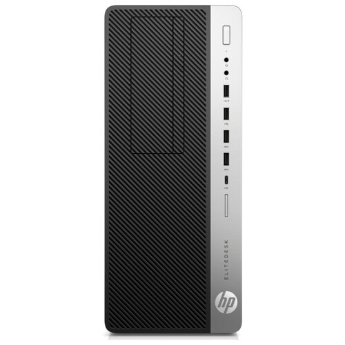 Настольный компьютер HP EliteDesk 800 G5 (7PE91EA) Mini-Tower/Intel Core i7-9700/16 ГБ/512 ГБ SSD/NVIDIA GeForce RTX 2060/Windows 10 Pro черный моноблок hp eliteone 800 g5 intel core i7 9700 3000 mhz 23 8 1920x1080 8gb 512gb ssd dvd rw intel uhd graphics 630 wi fi bluetooth windows 10 pro