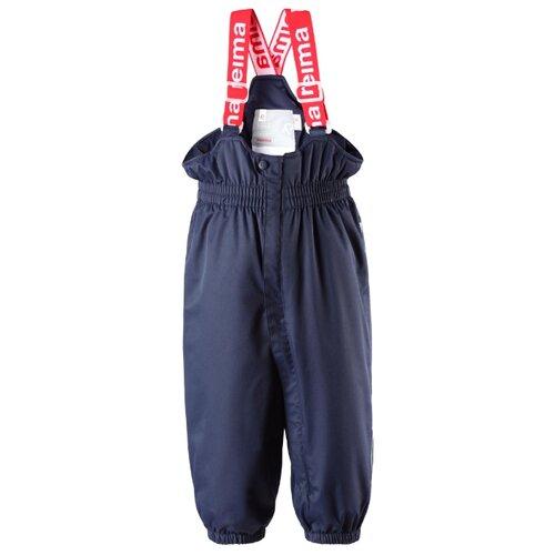 Купить Полукомбинезон Reima Reimatec Stockholm 512050 размер 86, 6980 темно-синий, Полукомбинезоны и брюки