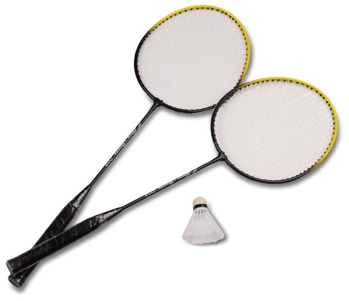 Набор ракеток для бадминтона 2шт (волан, чехол) Teloon 021TL