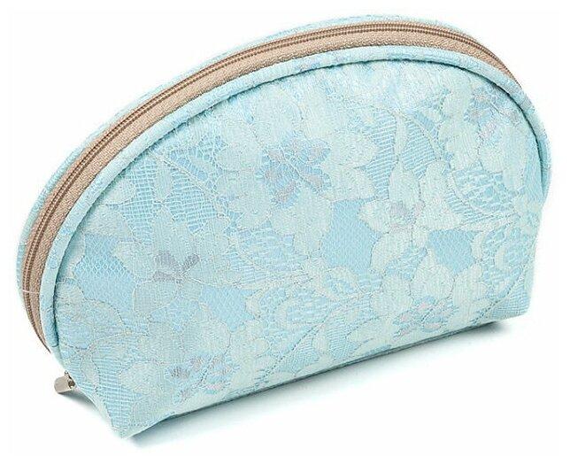 Купить Косметичка из ткани DW-11-10-4, blue по низкой цене с доставкой из Яндекс.Маркета (бывший Беру)