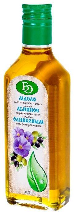 БизнесОйл Масло льняное & оливковое