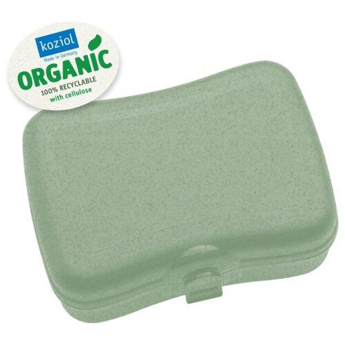 Ланч-бокс BASIC Organic зеленый ланч бокс basic organic розовый