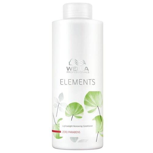 Wella Professionals кондиционер для волос SP Elements, 1000 мл wella professionals elements лёгкий обновляющий бальзам 1000 мл