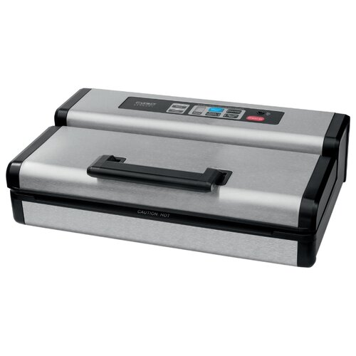 Вакуумный упаковщик Caso FastVAC 1000 серебристый/черный