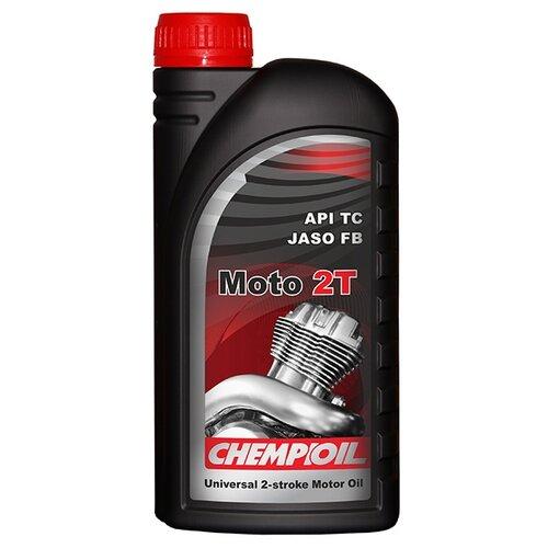 Фото - Моторное масло CHEMPIOIL Moto 2T 1 л масло полусинт patriot super active 2t 0 946 л