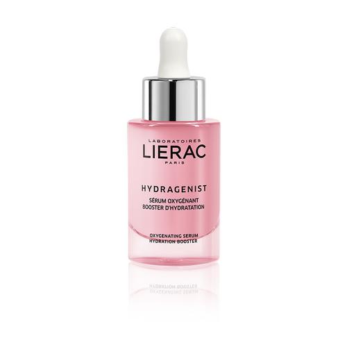Купить Lierac Hydragenist Serum Oxygenating booster Сыворотка-бустер для лица кислородная увлажняющая, 30 мл