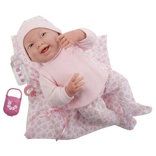 Кукла JC Toys BERENGUER La Newborn, 39 см, JC18788