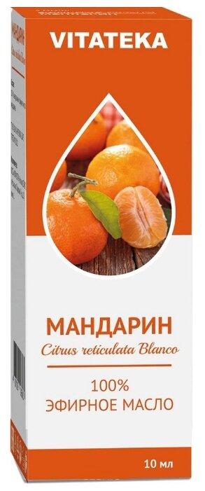 Масло эфирное Vitateka (Витатека) Мандарин 10 мл