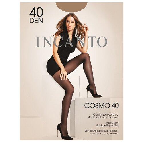 Колготки Incanto Cosmo 40 den, размер 3, daino (бежевый) колготки incanto elle 20 den размер 3 daino бежевый