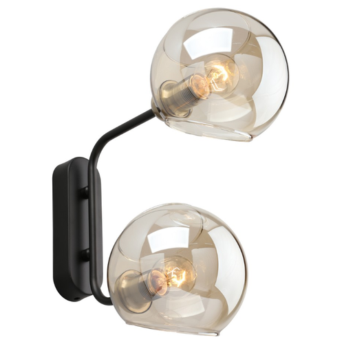 Настенный светильник Omnilux Fasano OML-94201-02, 80 Вт настенный светильник omnilux asiago oml 85301 02 80 вт