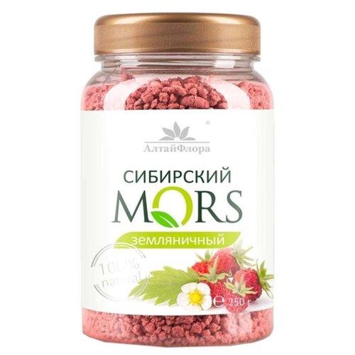Смесь для напитка АлтайФлора Сибирский MORS земляничный 250 г