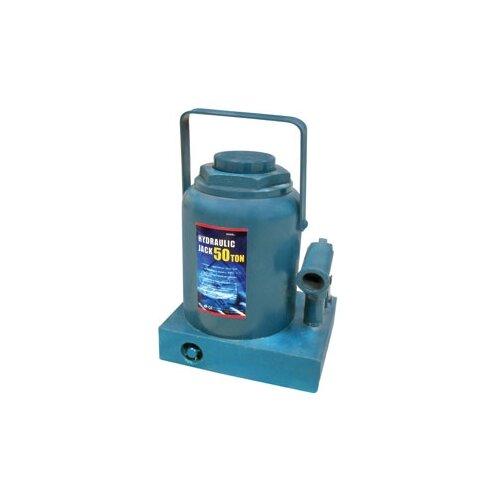 Домкрат бутылочный гидравлический MegaPower M-95004 (50 т) синий домкрат бутылочный гидравлический megapower m 90504s 5 т синий