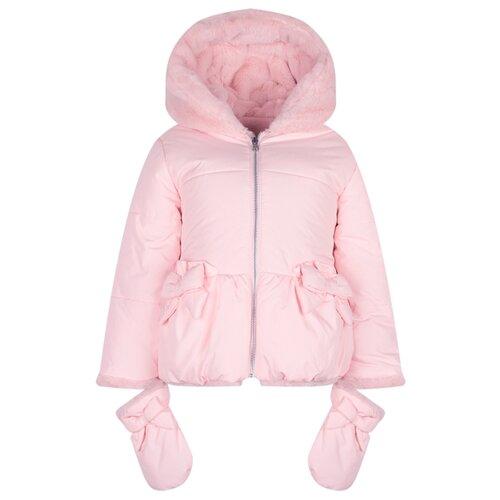 Куртка Lapin House 202E1221 размер 104, розовый
