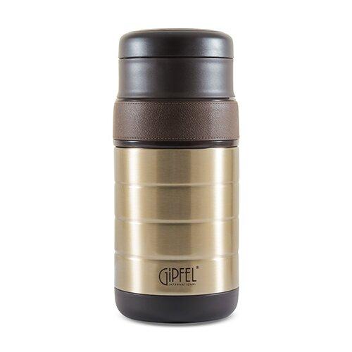 Классический термос GIPFEL 8212, 0.75 л золотистый