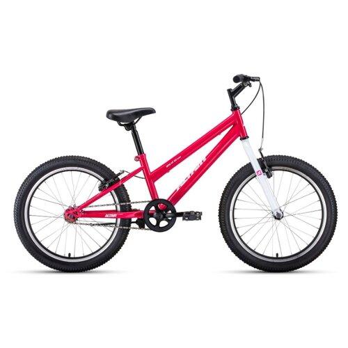 Подростковый горный (MTB) велосипед ALTAIR MTB HT 20 Low (2020) розовый 10.5 (требует финальной сборки) велосипед двухколесный altair city 20 колесо 20 рама 14 белый