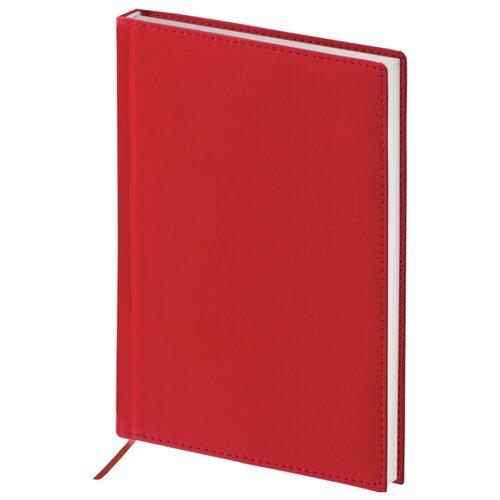 Ежедневник BRAUBERG New York полудатированный, искусственная кожа, А5, 192 листов, бордовый ежедневник brauberg new york а5 192 листа