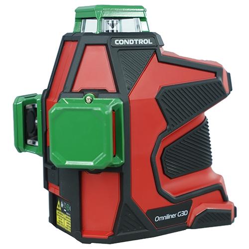 Лазерный уровень самовыравнивающийся Condtrol Omniliner G3D (2019) электронный уровень уклономер condtrol i tronix 80