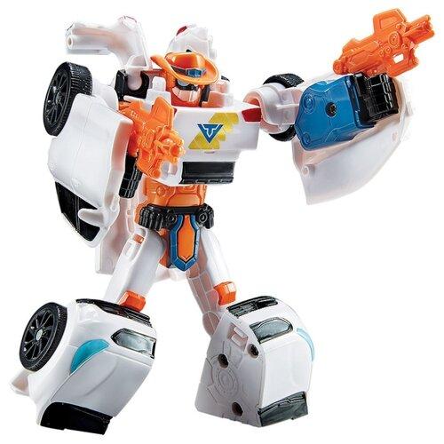 Купить Трансформер YOUNG TOYS Tobot Mini Athlon Jango 301079 белый, Роботы и трансформеры
