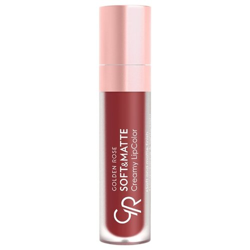 Golden Rose жидкая помада для губ Soft Matte Creamy Lipcolor, оттенок 115