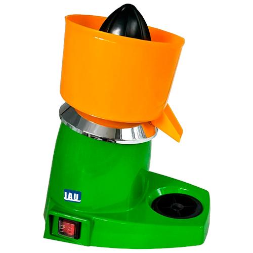 Соковыжималка JAU J-180 зеленый/оранжевый
