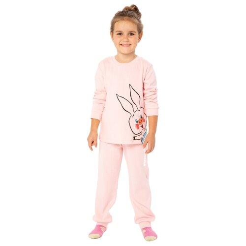 Купить Пижама Frutto Rosso размер 122, розовый, Домашняя одежда