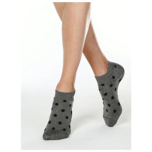Фото - Носки Conte Elegant Active 19С-61СП 155, размер 23, пепельный носки conte elegant comfort 19с 101сп размер 23 темно бордовый