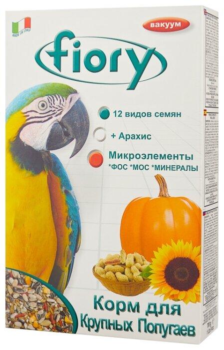 Fiory корм Pappagalli для крупных попугаев