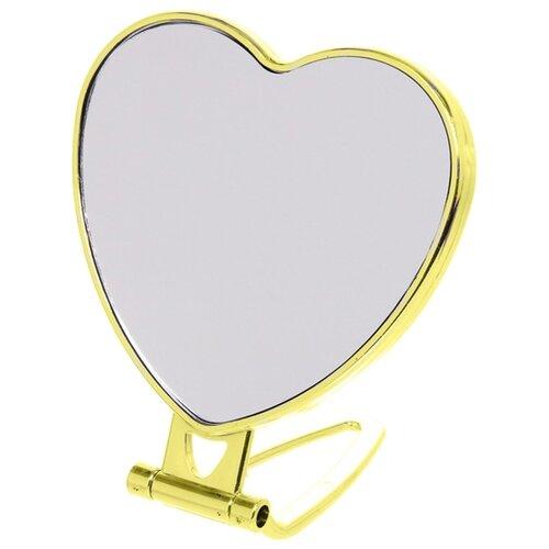 Зеркало косметическое настольное Advance Limited 548-045 золотистый