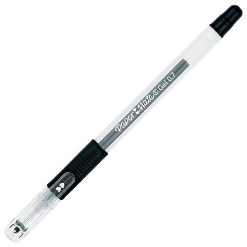 Купить Paper Mate Ручка гелевая PM 300, 0.7 мм (S0929350), черный цвет чернил, Ручки