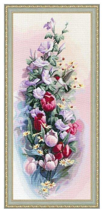 Золотое Руно Набор для вышивания Рапсодия 64 х 27 см (ЦК-017)