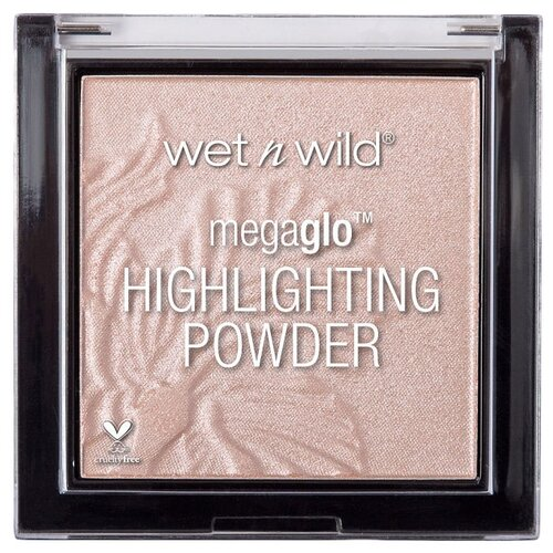 Wet n Wild Пудра-Хайлайтер Megaglo Highlighting Powder E319b, blossom glow