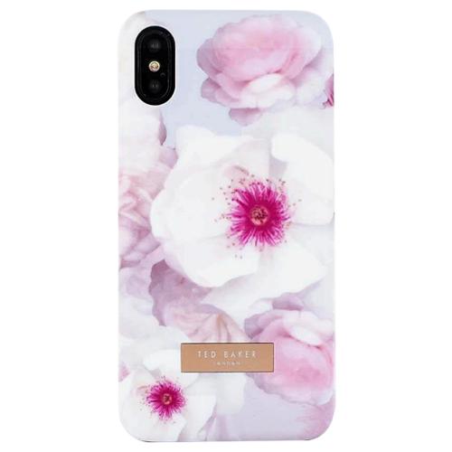Чехол TED BAKER Soft Feel Hard Shell Namala Case для Apple iPhone X/Xs Kamala Chelsea Grey цена 2017